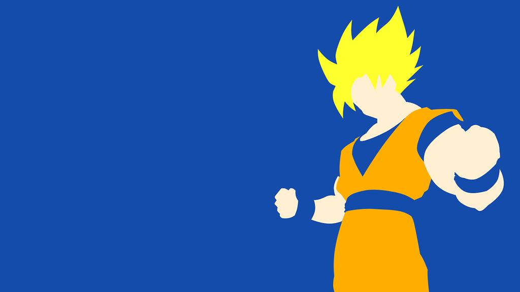 SSJ Goku wallpaper Desktop and mobile wallpaper Wallippo 1024x576