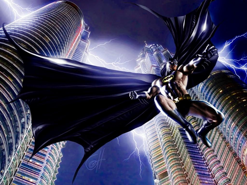 Batman 3D Wallpaper