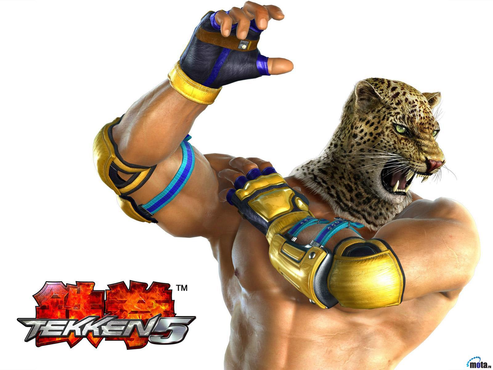 Wallpaper Tekken 5 Tekken King Tekken 5   King 1600x1200