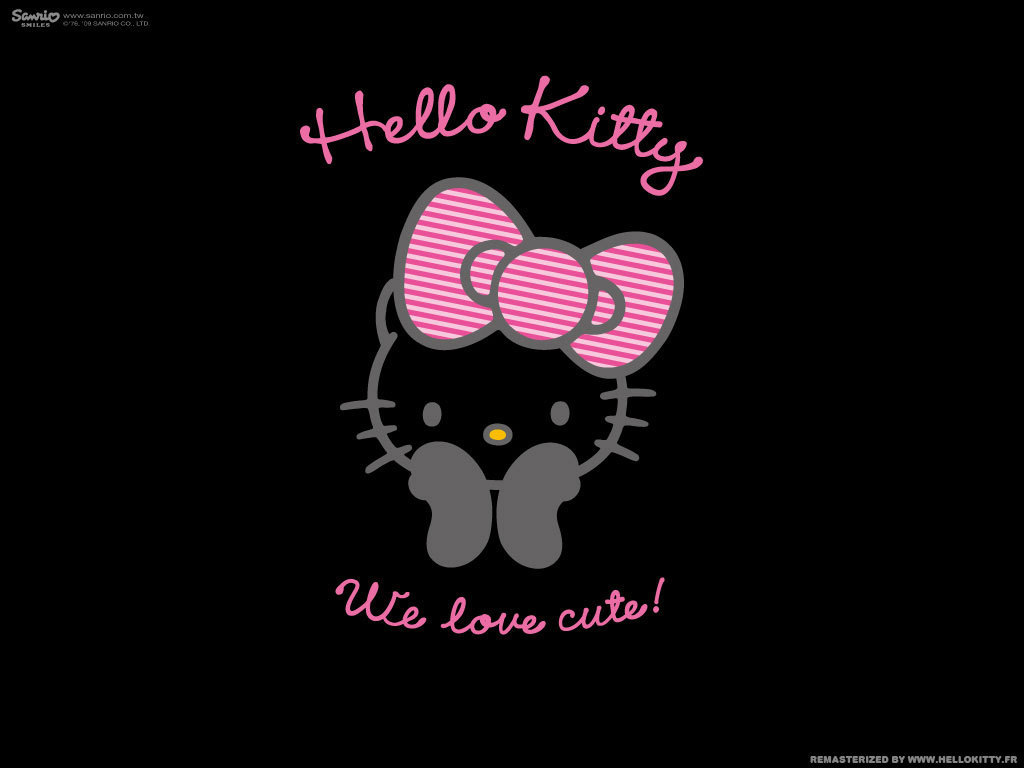 3D Hello Kitty Wallpaper - WallpaperSafari