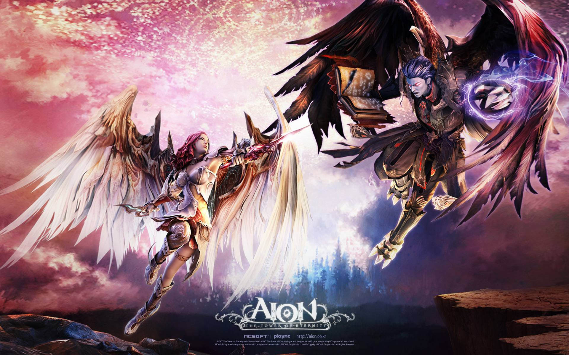 Wallpapers Aion 1920x1200