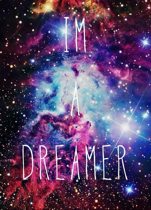 Dreamer Background Tumblr Dreamer galaxy tumblr dreamer 500x691