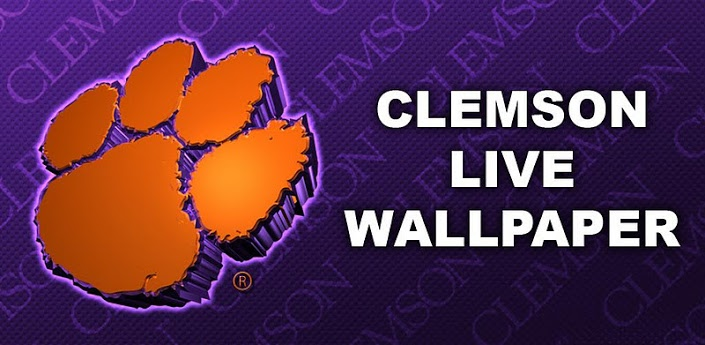 Clemson Live Wallpaper HD   Android Apps on Google Play 705x345