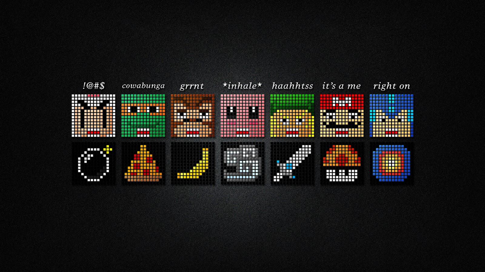 Retro Gaming Wallpaper WallpaperSafari 3 Game 1600x900