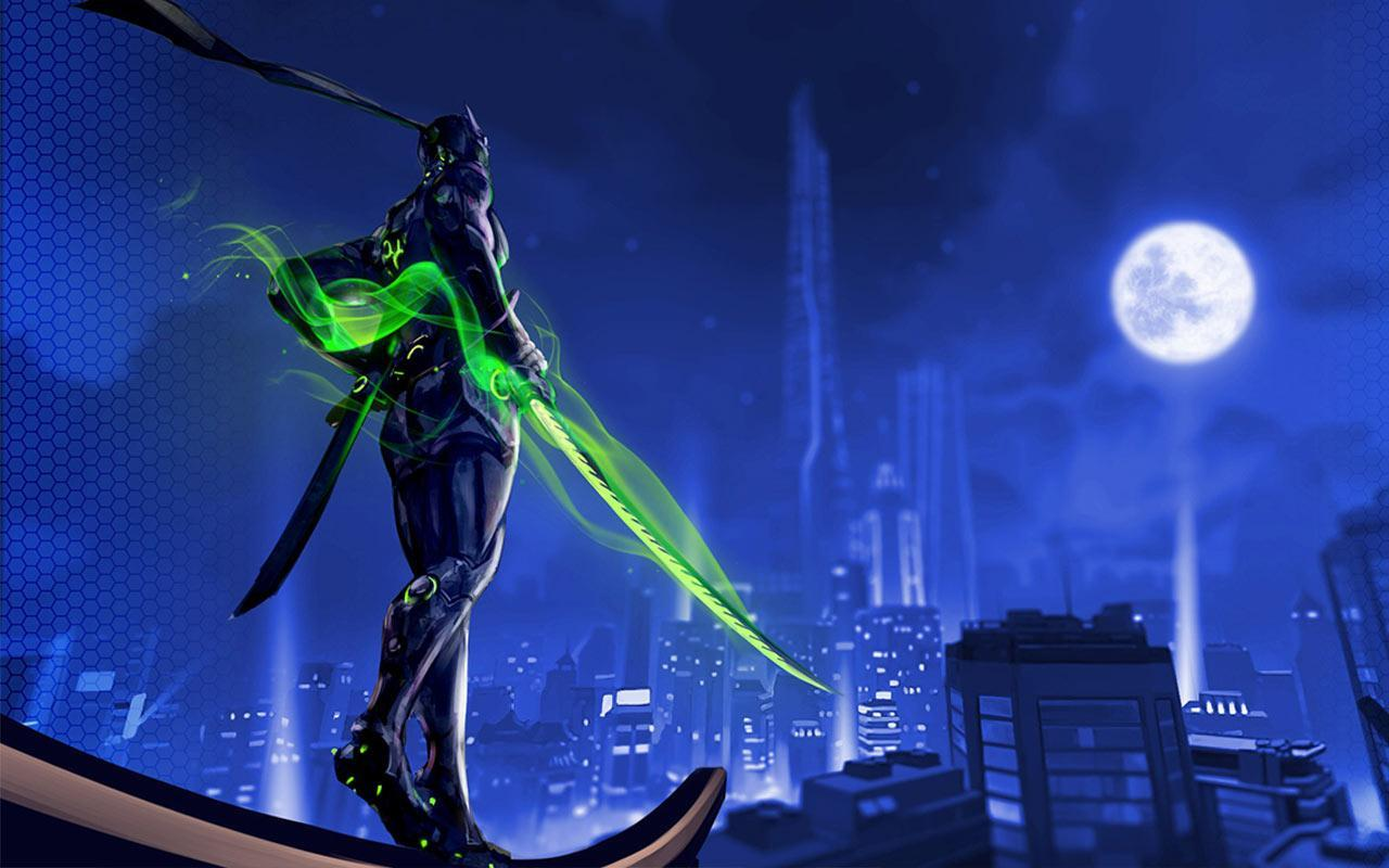 Genji Wallpaper for Android   APK Download 1280x800