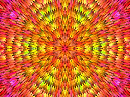 Hopi Mirror Mandala Wallpaper Desktop   a photo on Flickriver 500x375