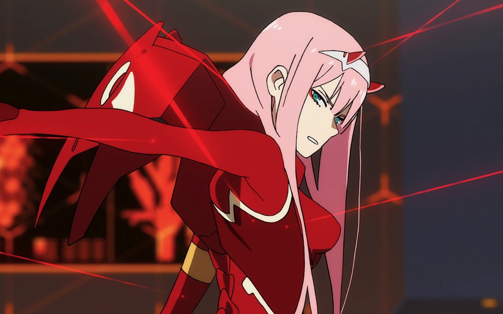 Download 1680x1050 Wallpaper Darling In The Franxx Angry 1680x1050