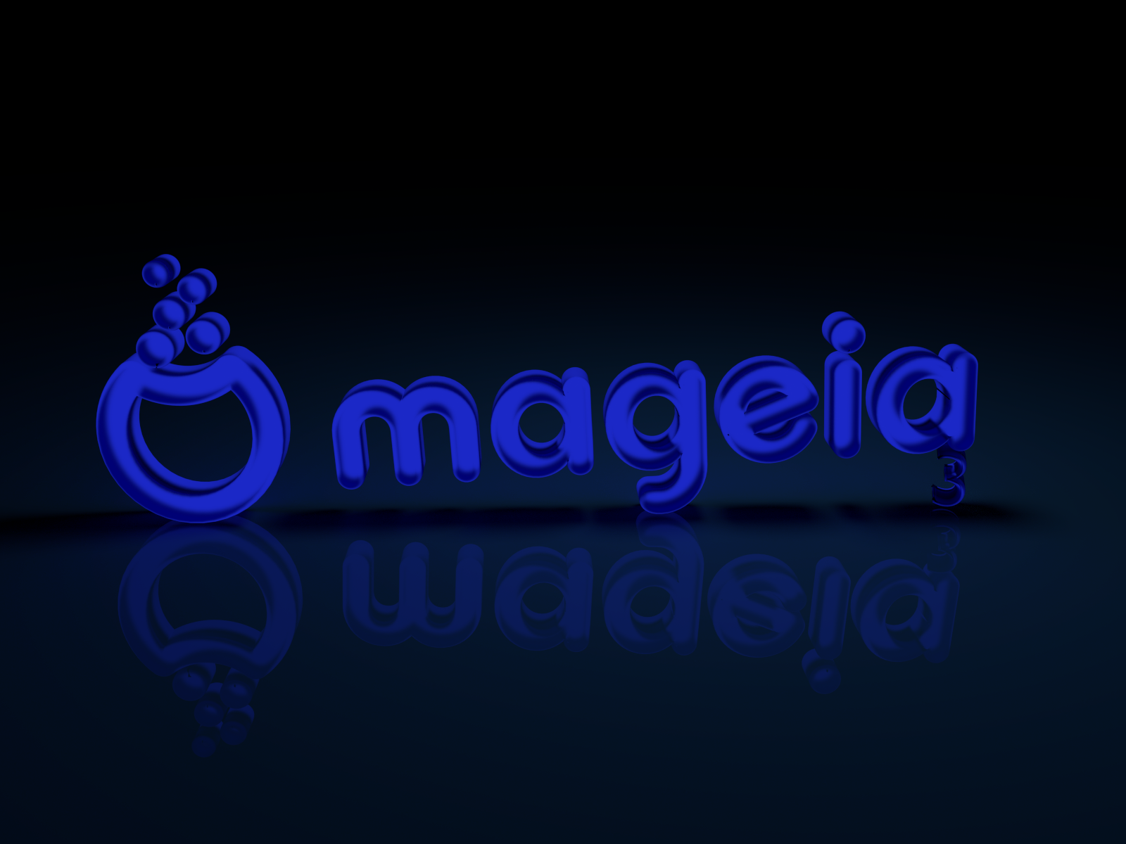 Mageia 3D various sizes   Wallpapers 1600x1200