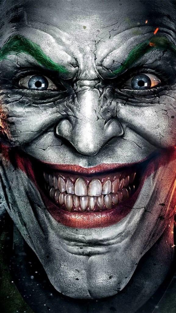 Joker Iphone 6 Wallpaper Wallpapersafari
