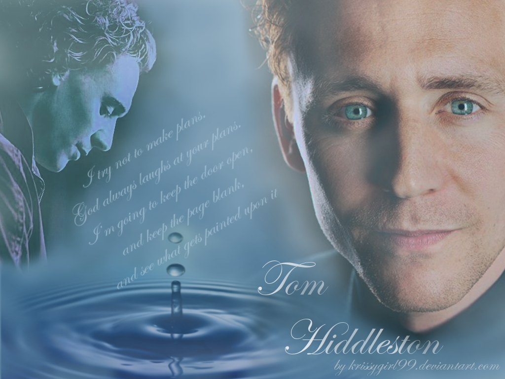 Tom Hiddleston   I try by krissygirl99 1024x768