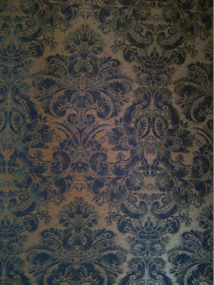 Brocade wallpaper print Wallpaper Pinterest 736x981