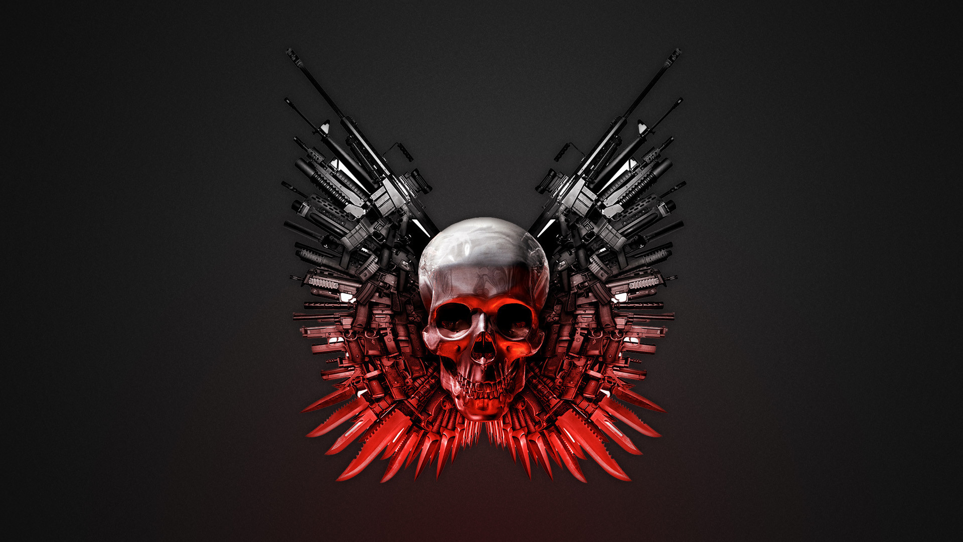 Hd wallpaper gun - The Expendables Weapons Wallpapers Hd Wallpapers