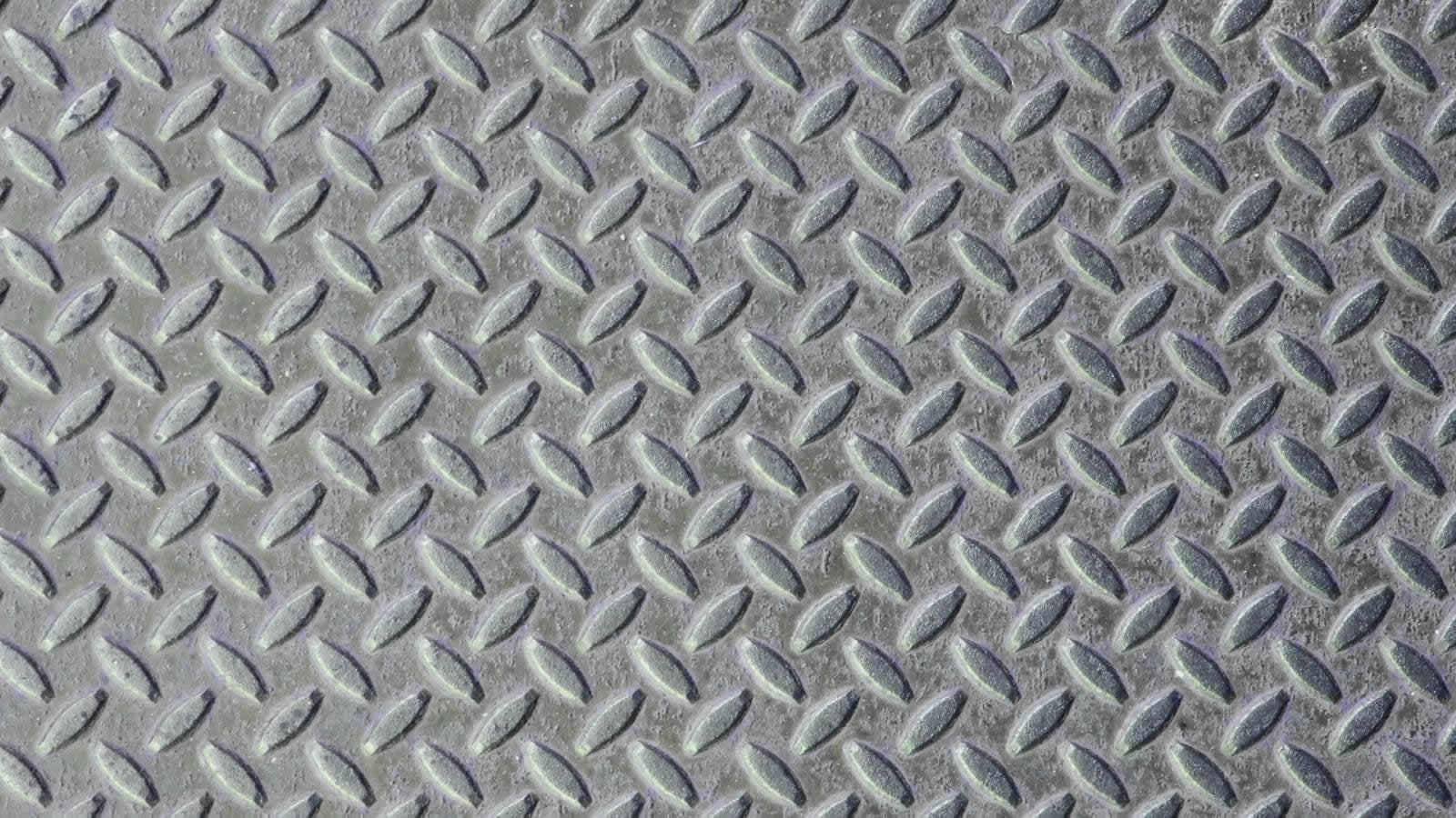 Diamond plate 1600x900