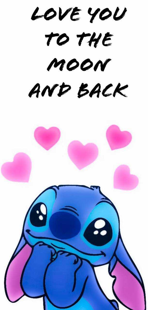 Stitch Wallpaper   NawPic 612x1280