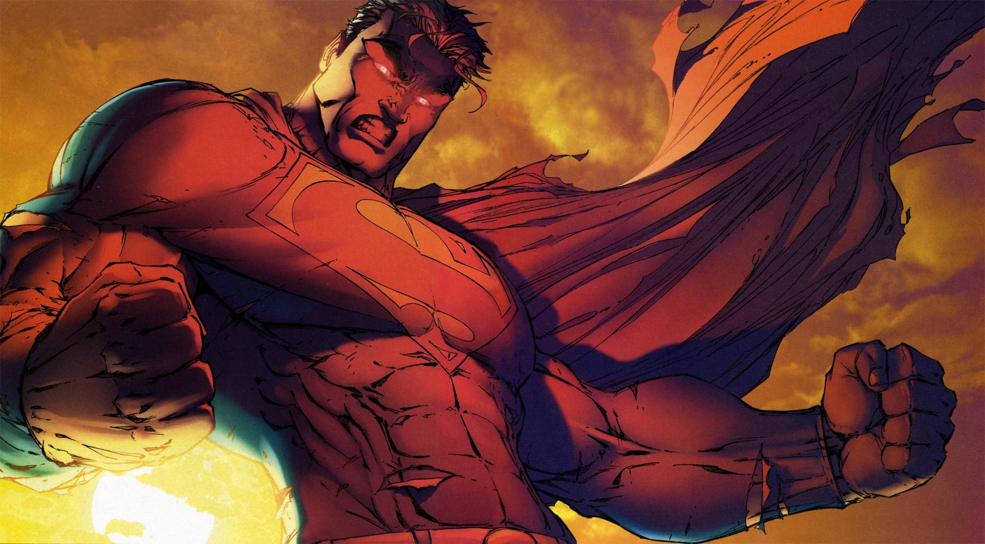 Best 35 Superman HD Wallpaper for Desktop 2000x1105