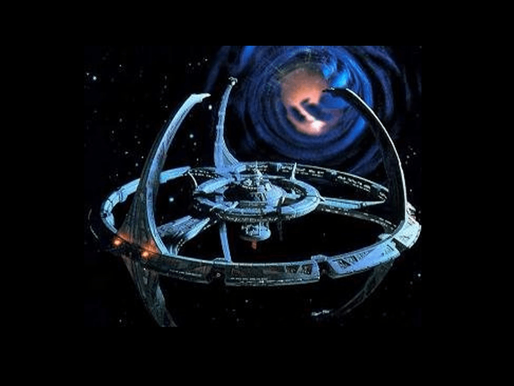 Star Trek Deep Space Nine Wallpapers 1024x768