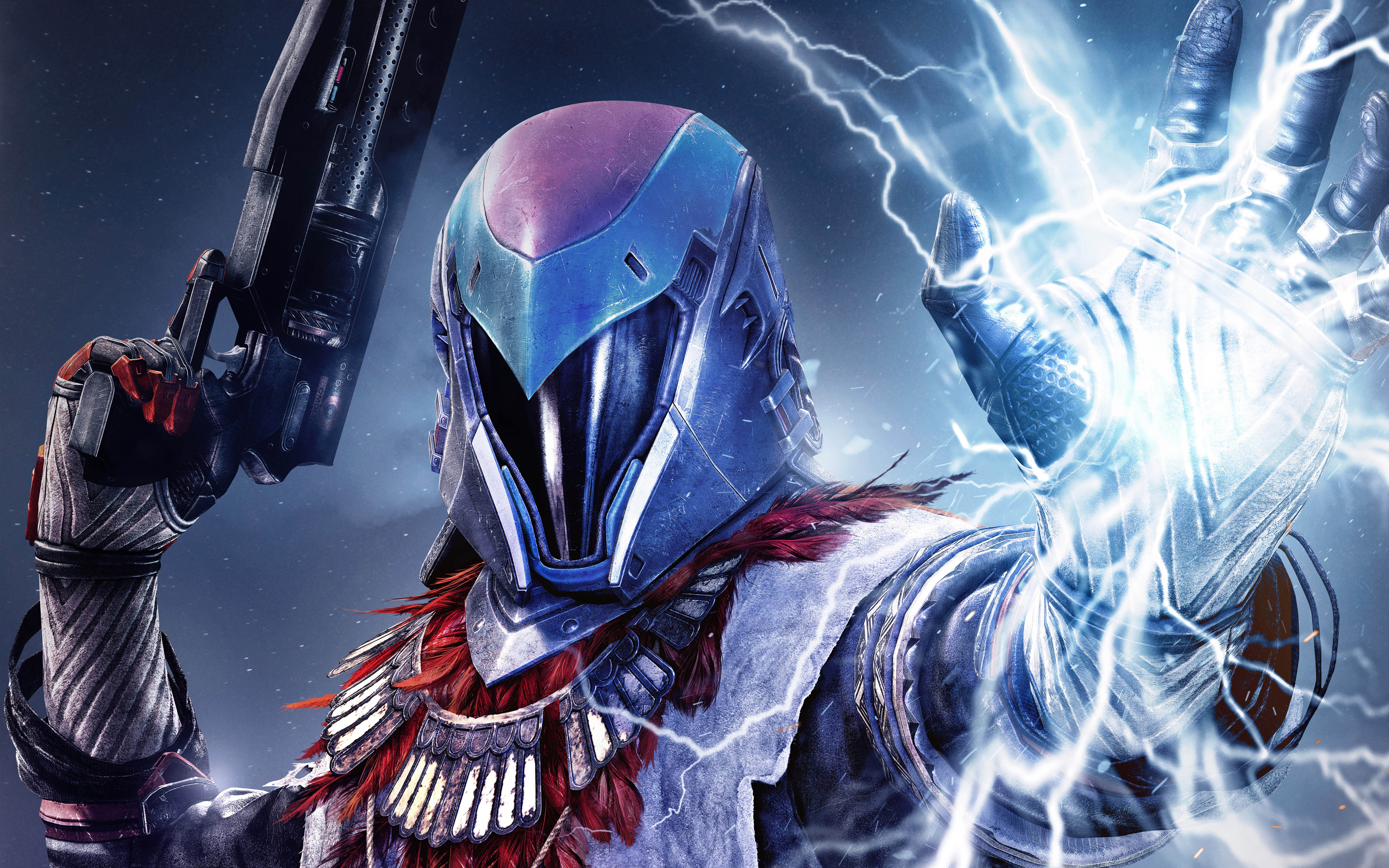 Destiny The Taken King Warlock Wallpapers HD Wallpapers 2880x1800