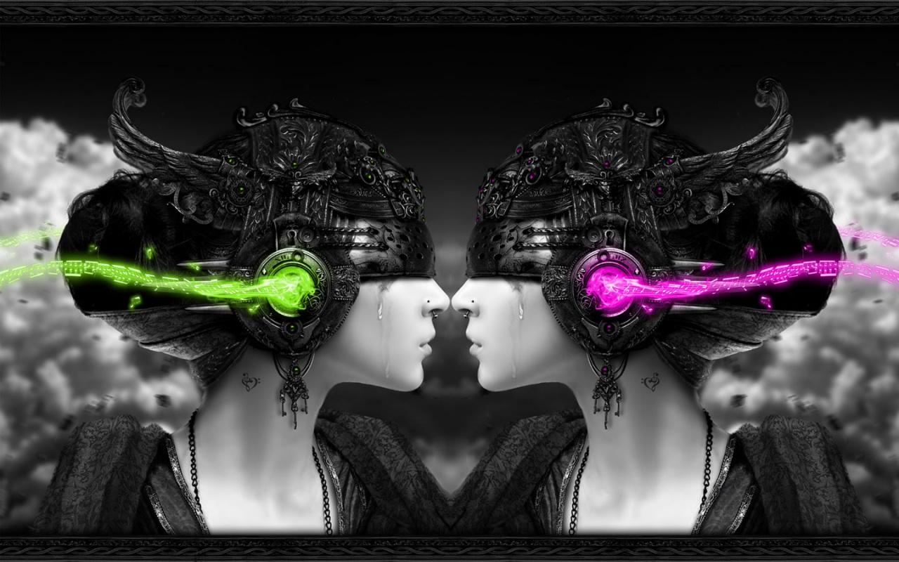 HD DJ Wallpaper In 3D