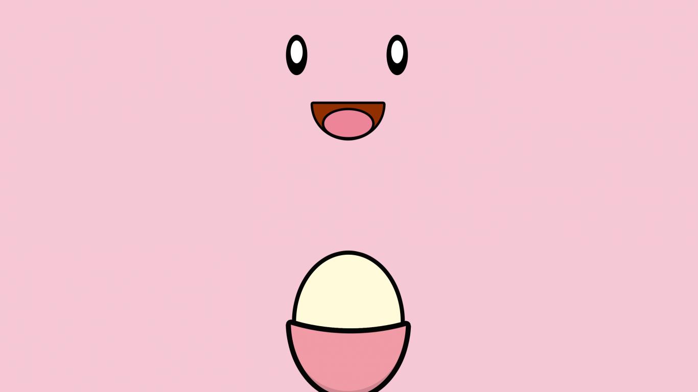 Best Wallpaper Of Chansey From Pokemon PaperPull 1366x768