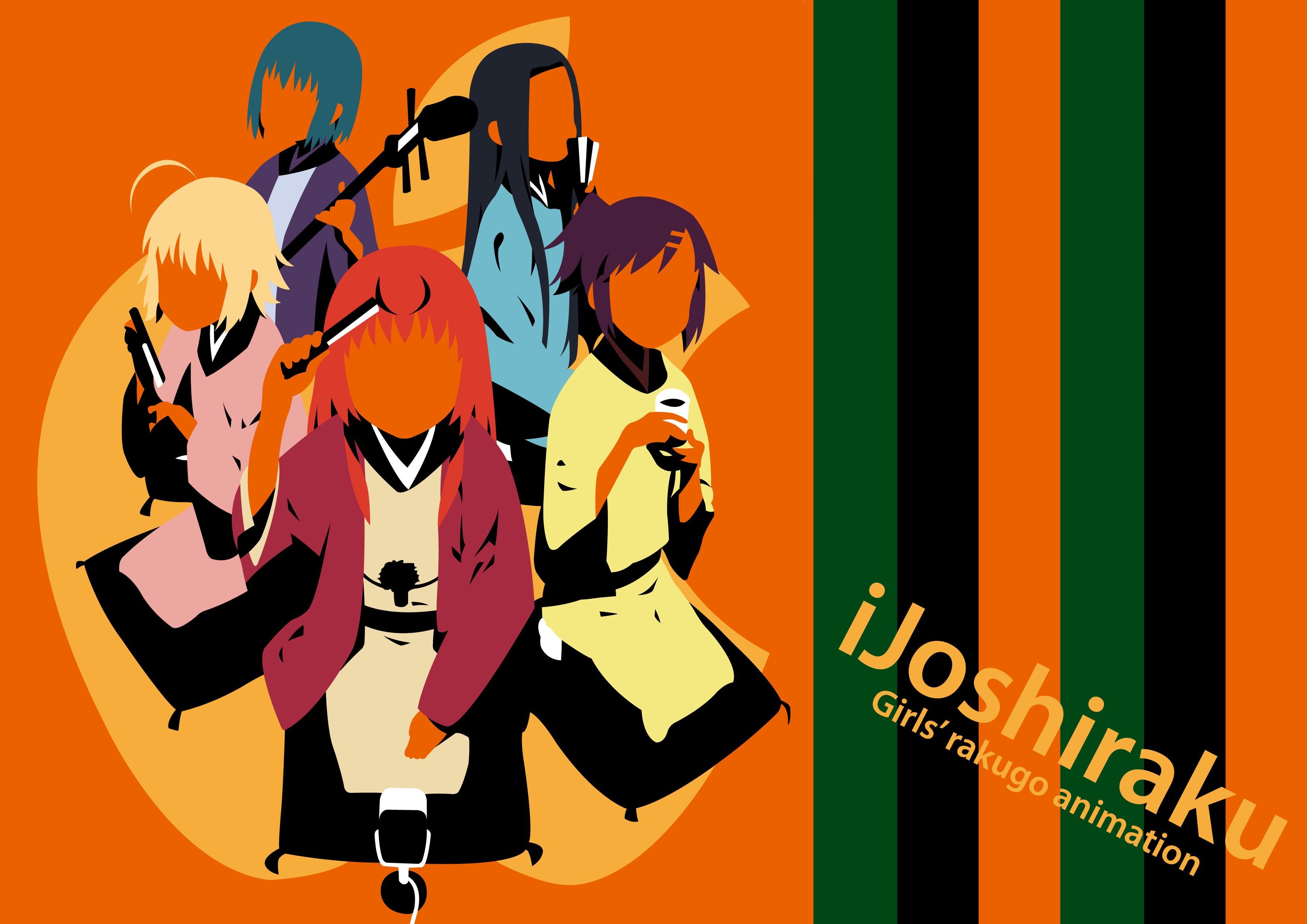 Joshiraku HD Wallpaper Background Image 3507x2480 ID339152 3507x2480