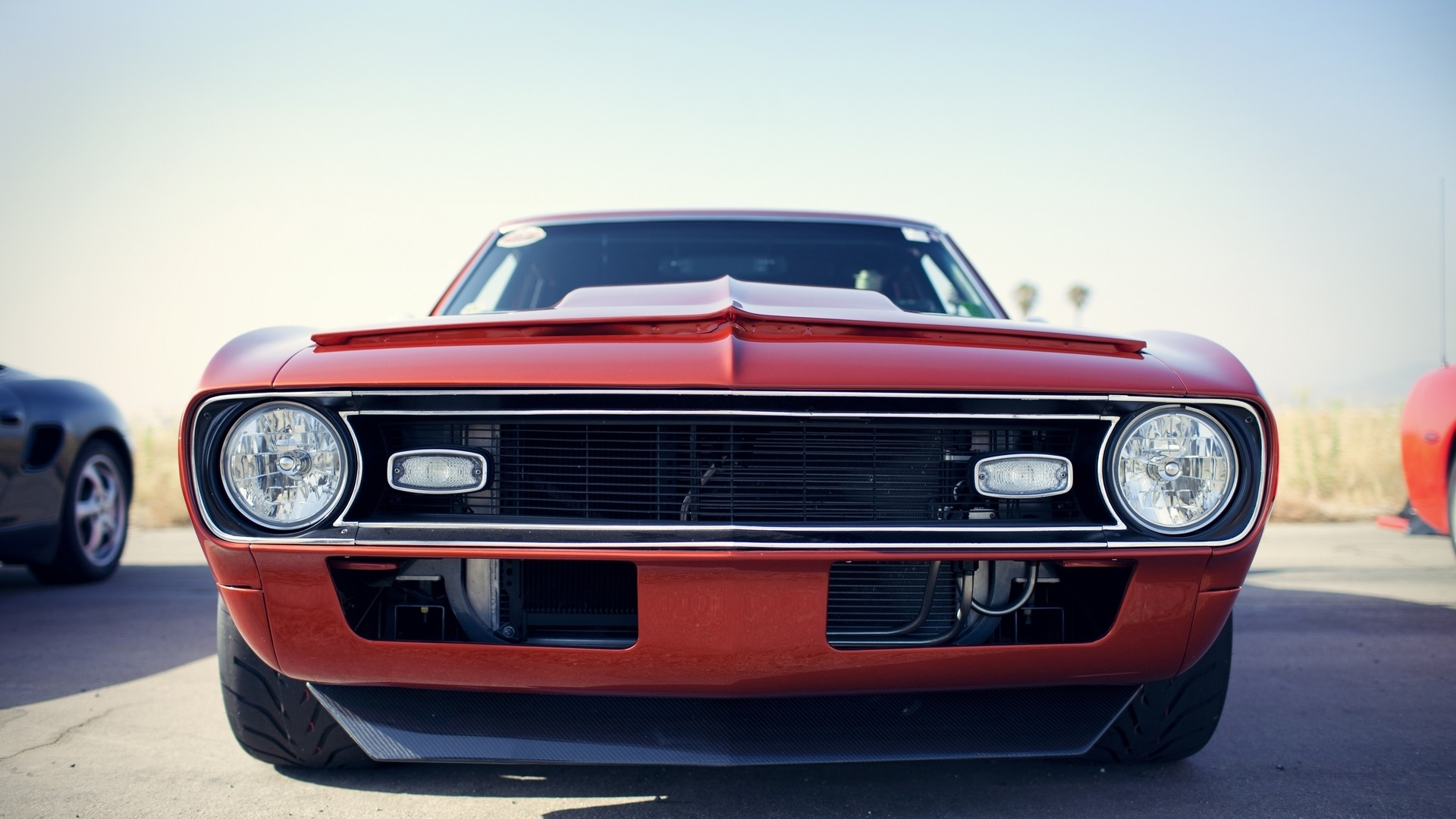Cars Muscle Wallpaper 1920x1080 Cars Muscle Cars Chevrolet Camaro 1920x1080