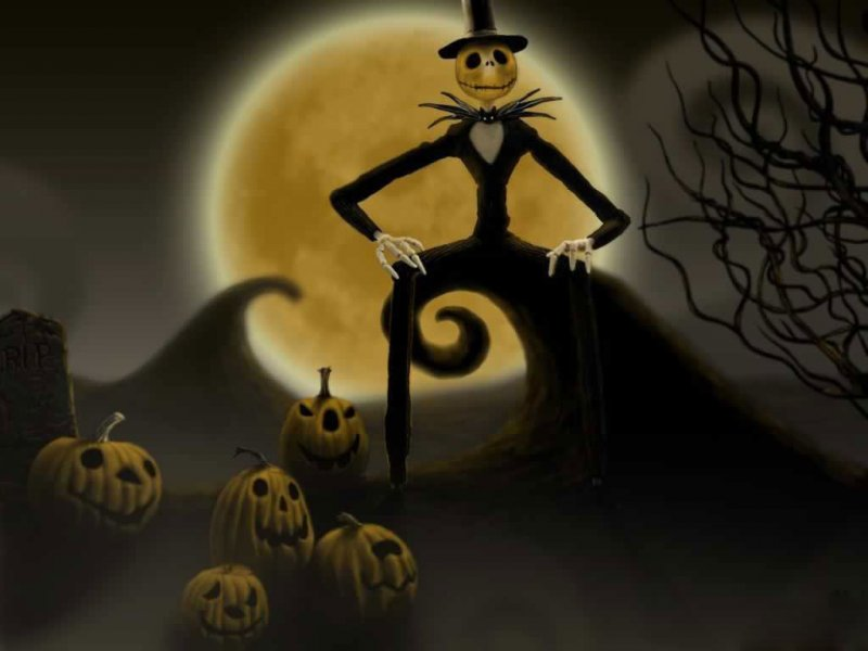 Wallpapers Scary Dark animated wallpapers 800x600