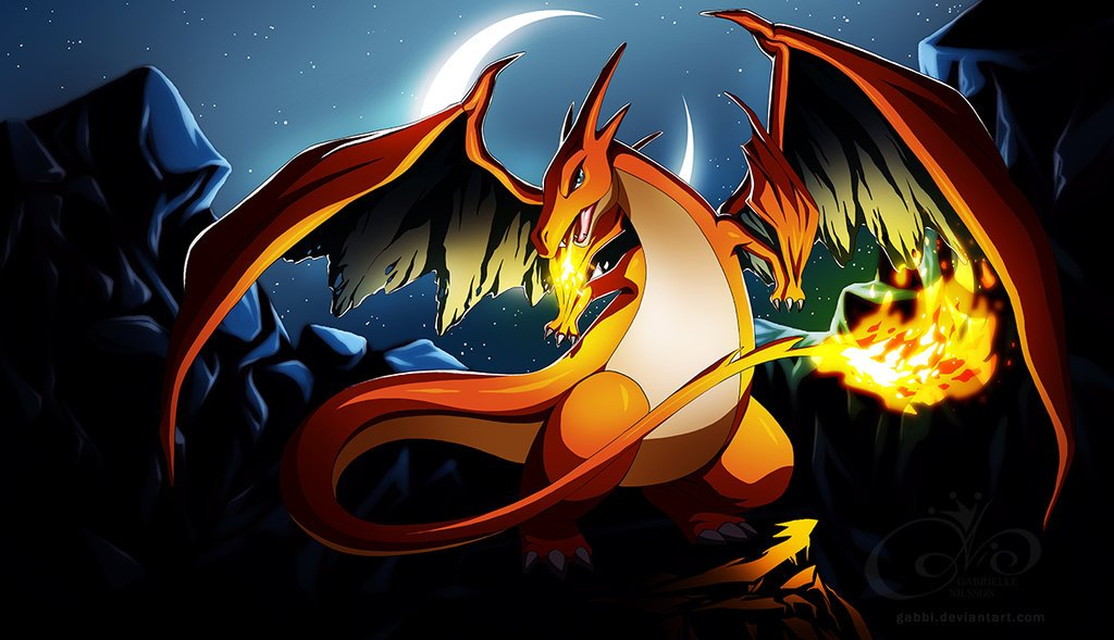 Source httphaycheldeviantartcomartMega Charizard Y 398054142 1024x589