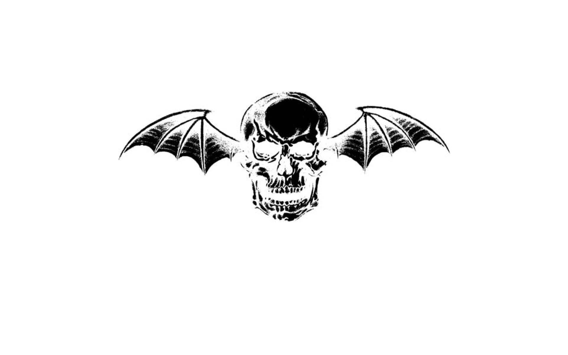 Avenged sevenfold deathbat by mckee91 scraps avenged sevenfold new 1920x1200