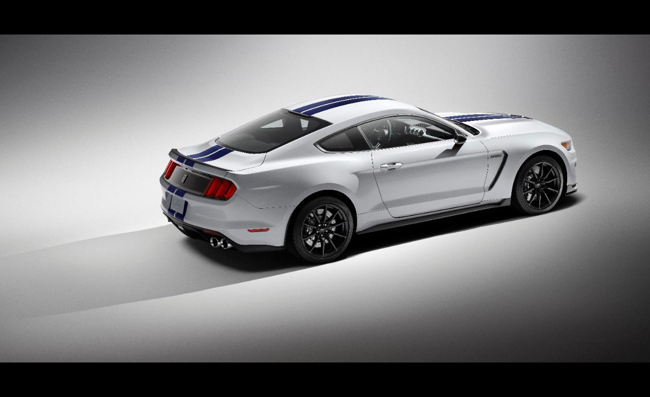 2016 Ford Mustang Photo Wallpaper Ford GT 2016 Preview 2016 1280x782