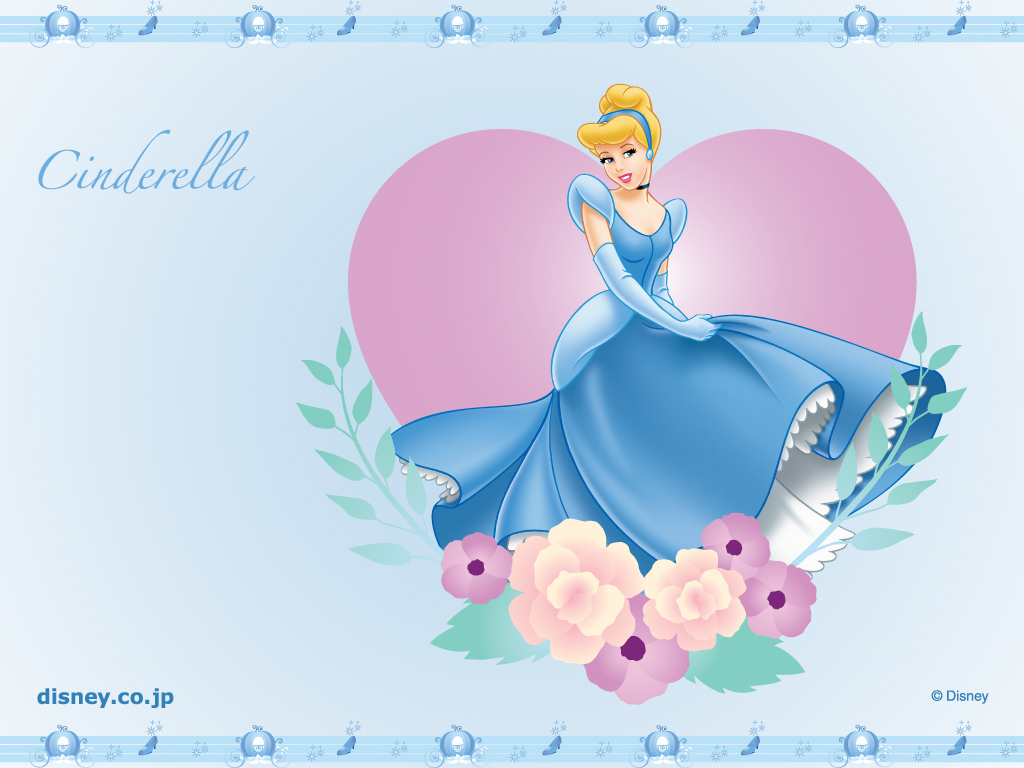 Disney Wallpapers   Princess Cinderella   Disney Princess Wallpaper 1024x768