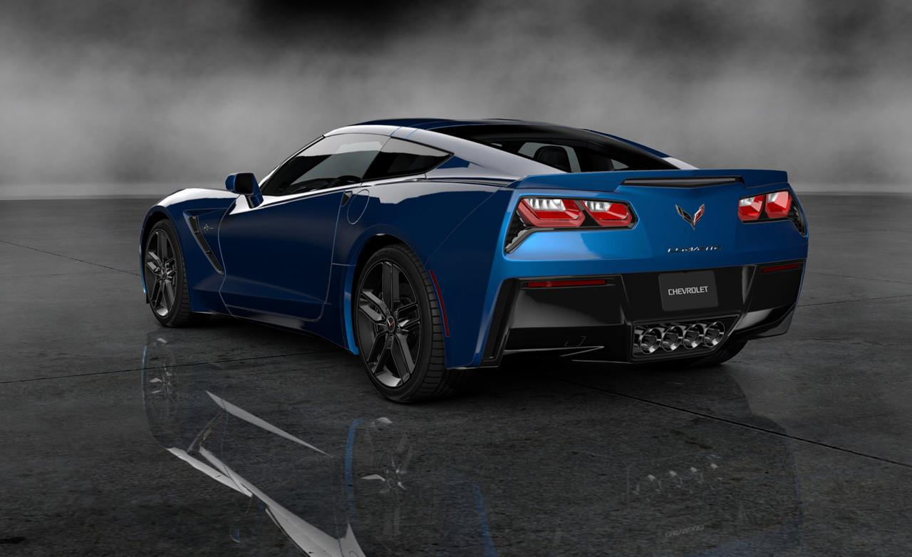 2014 C7 Corvette Ultimate Guide Overview Specs VIN 1280x782