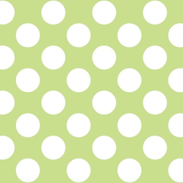 45 White Polka Dot Wallpaper On Wallpapersafari