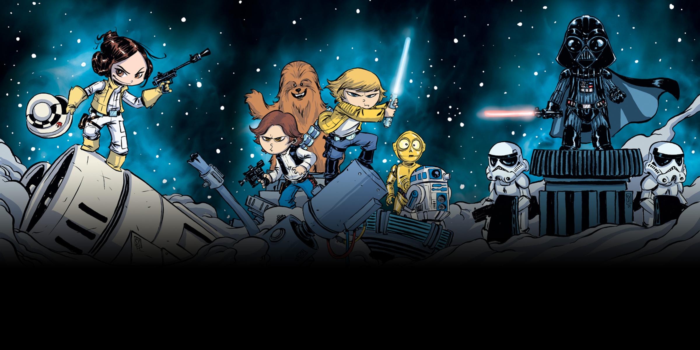Marvel Lucasfilm and a New Era of Star Wars Comics StarWarscom 2400x1200