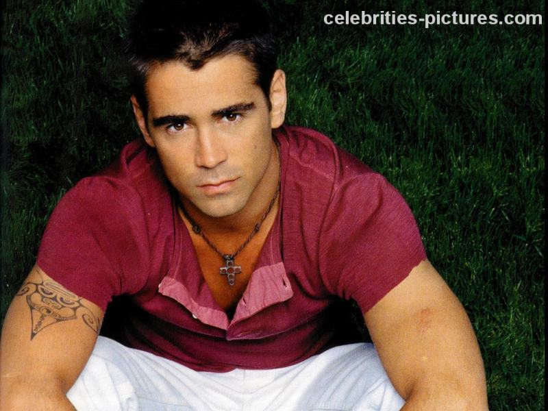 Colin Wallpaper   Colin Farrell Wallpaper 10696565 800x600