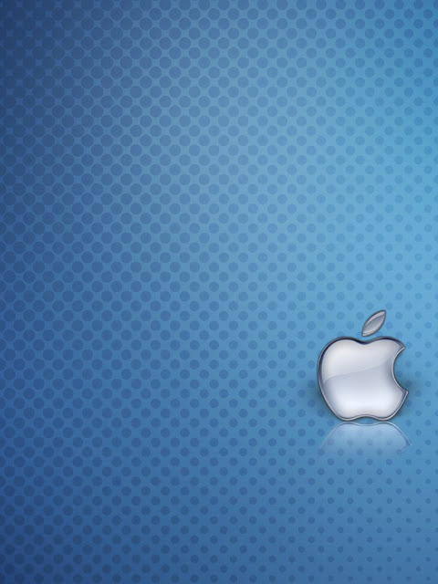 Apple Logo for iPad Mini Background iPad Retina HD Wallpapers 480x640