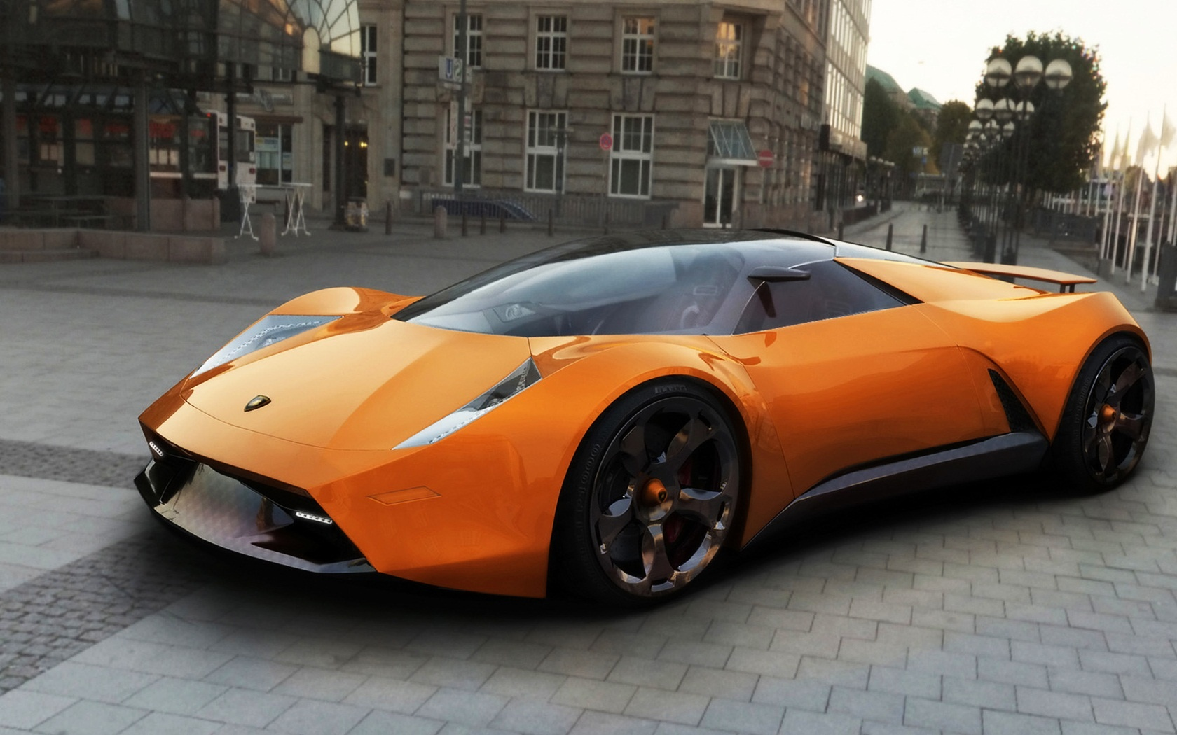 Lamborghini Insecta Concept Car Wallpapers HD Wallpapers 1680x1050