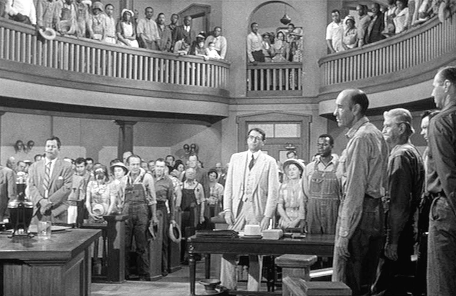 an analysis of the film version of to kill a mockingbird Scout and boo radley in the 1962 film version of to kill a mockingbird photograph: universal/allstar if you have never read to kill a mockingbird, i would advise you to stop reading this review.