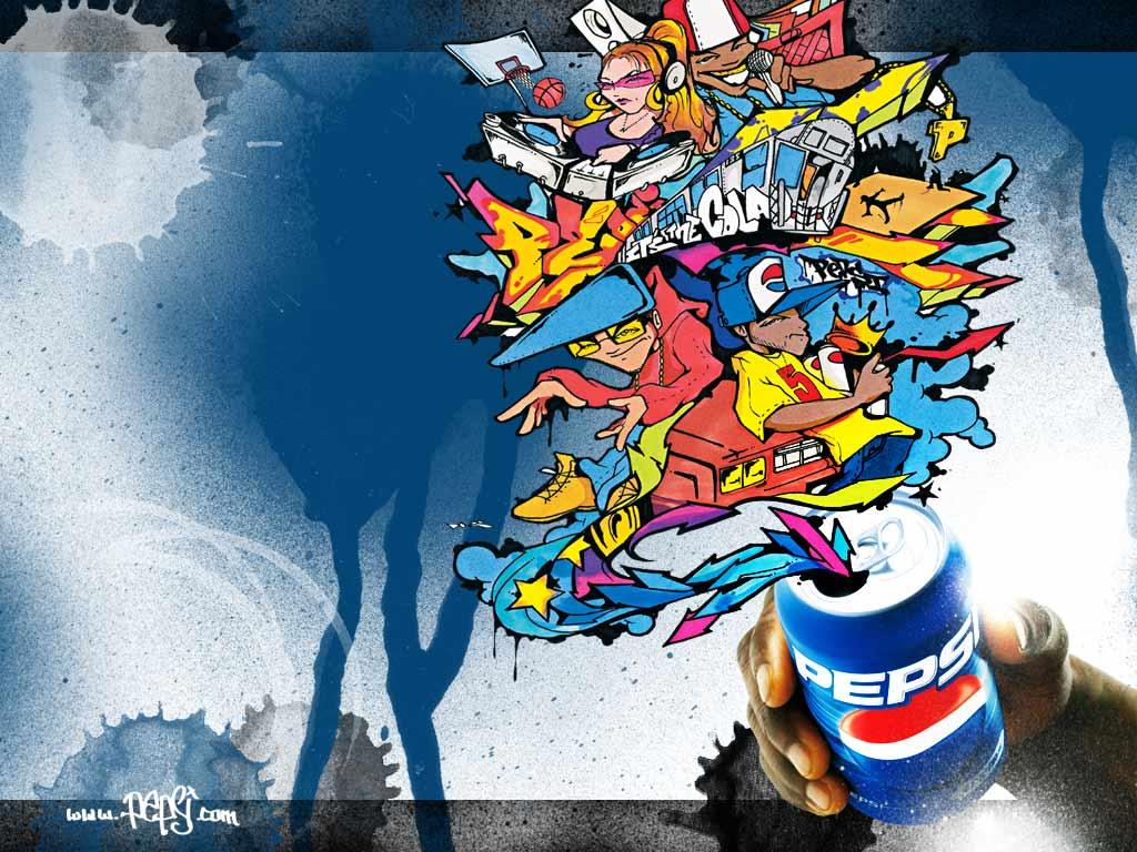 Pepsi Cola Wallpapers 1024x768