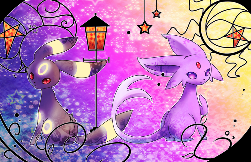 Go Back Gallery For Espeon And Umbreon Wallpaper 800x518