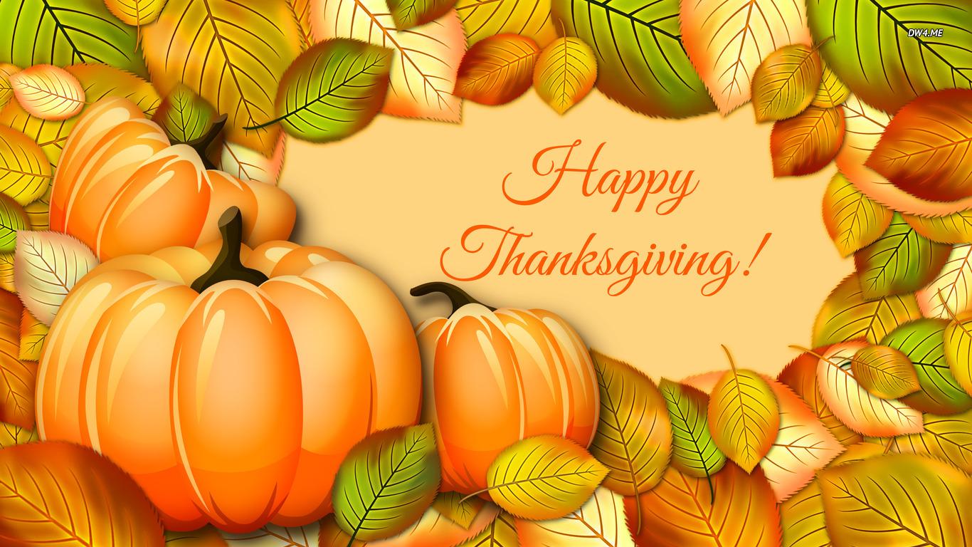 desktop wallpaper for thanksgiving   SF Wallpaper 1366x768