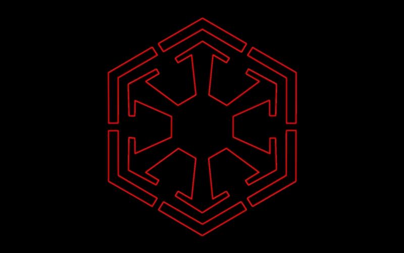 48 Sith Emblem Wallpaper On Wallpapersafari
