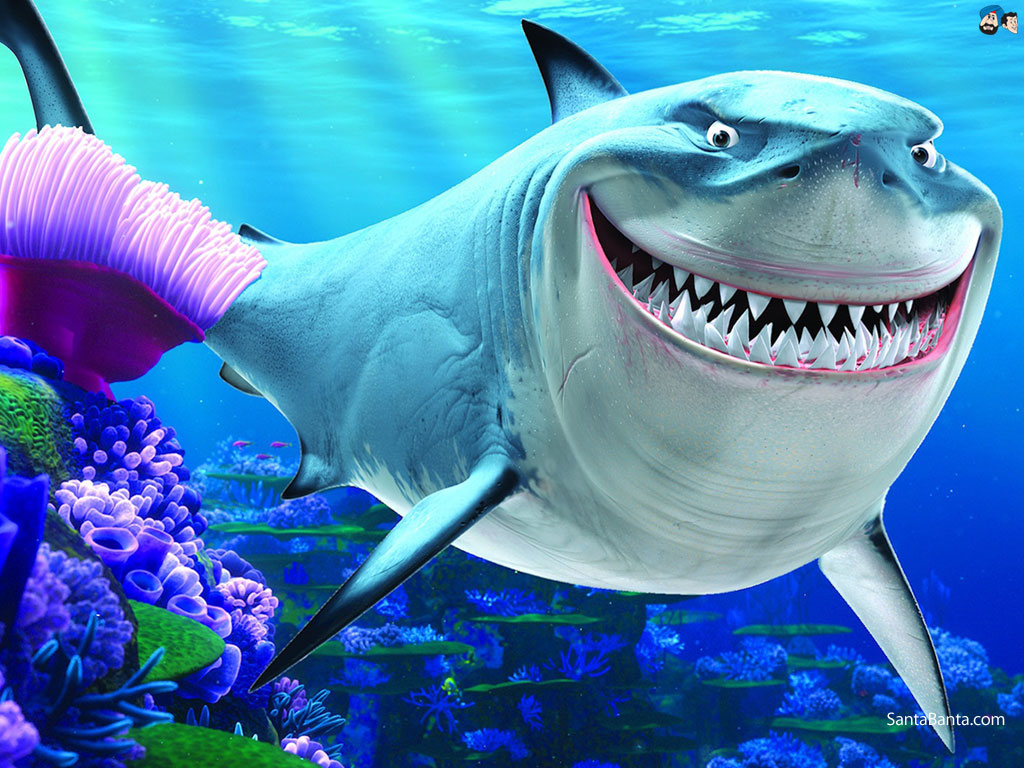 Finding Nemo 3D Movie Wallpaper 2 1024x768