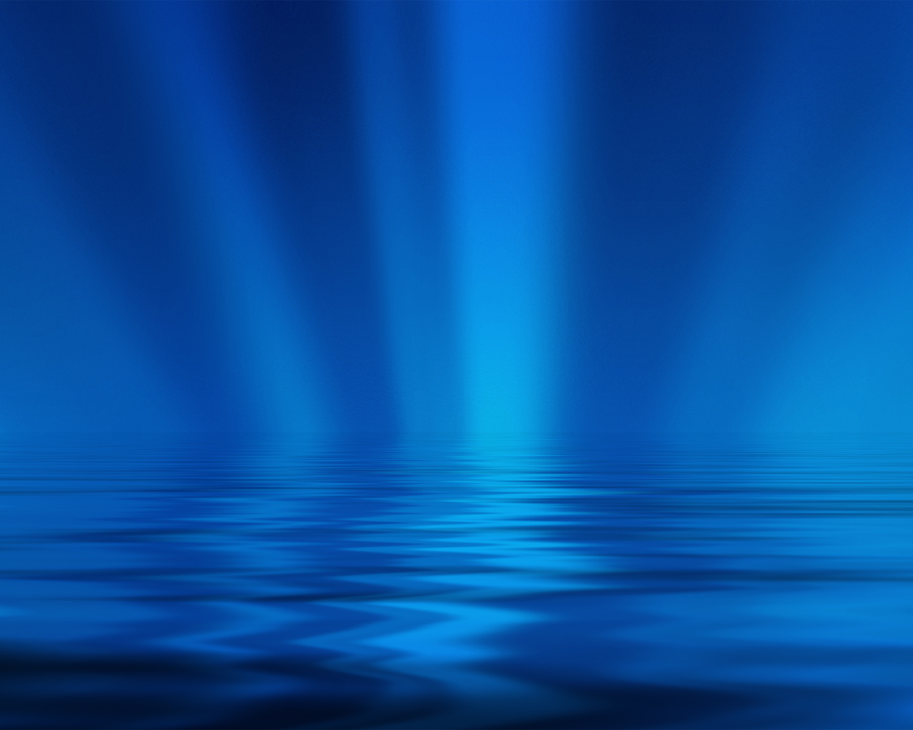 HD Blue Computer Wallpaper