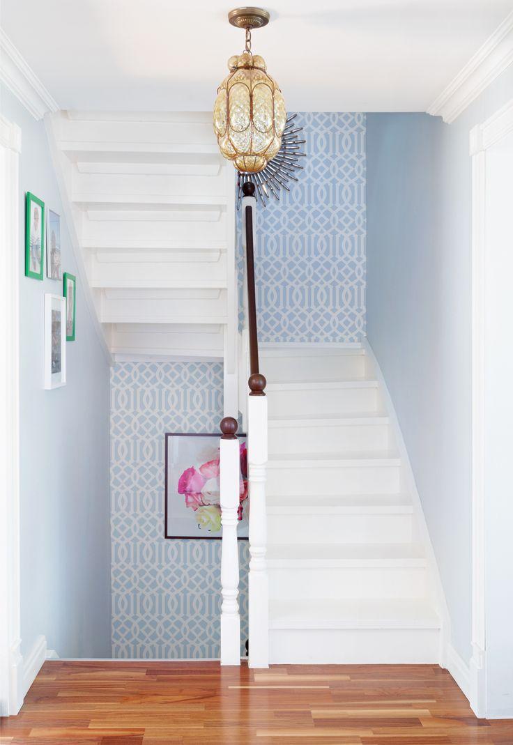 Wallpaper For Stair Wall Wallpapersafari