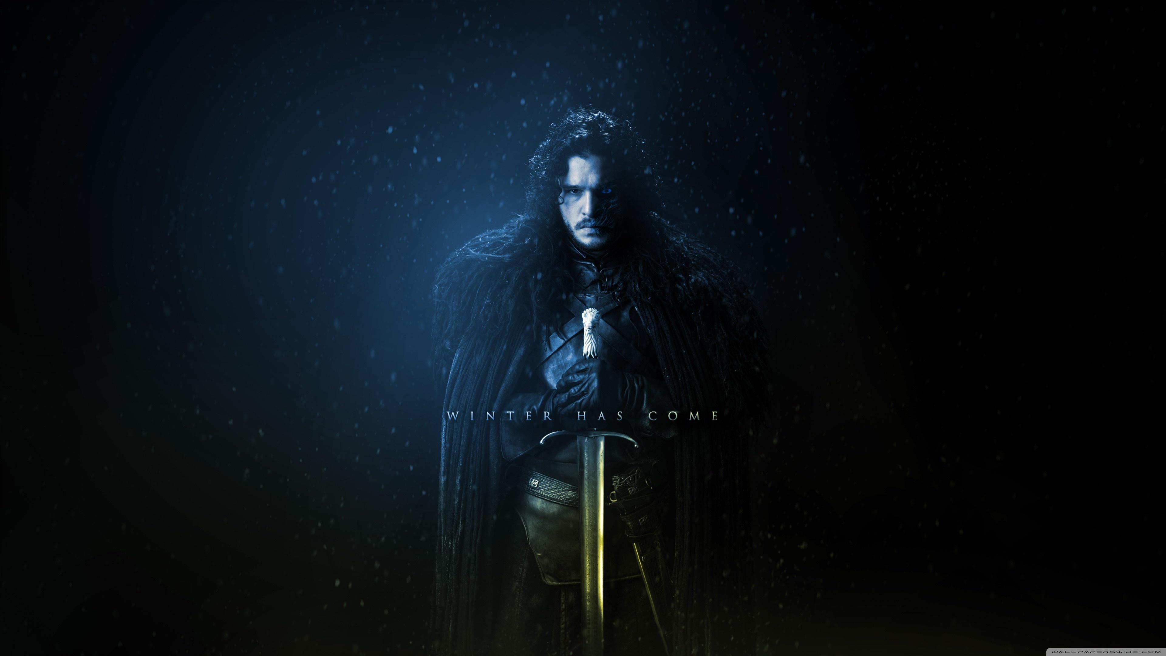 Game Of Thrones Season 7 Winter Has Come 4K HD Desktop 3840x2160