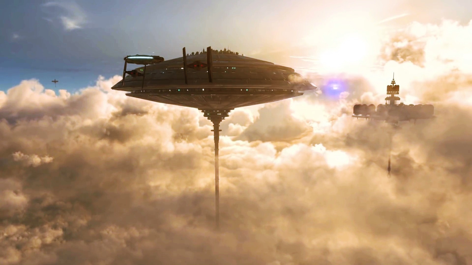 Star Wars Battlefront Bespin Wallpaper 01321   Baltana 1920x1080