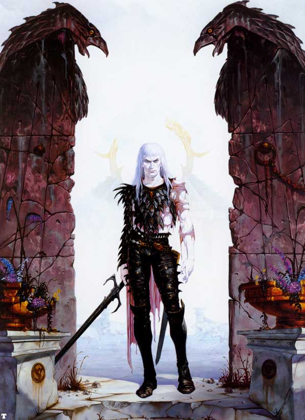 Elric of Melnibone 597x822