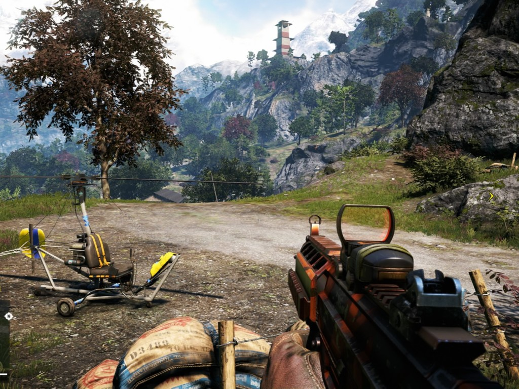 Free Download Far Cry 4 Gameplay 4 Hd Wallpaper 744 1024x768 For