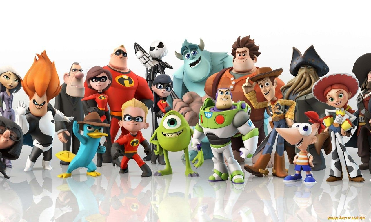 Disney Logo Disney Infinity Hd Desktop Wallpaper Mythical Wallpapers 1280x768