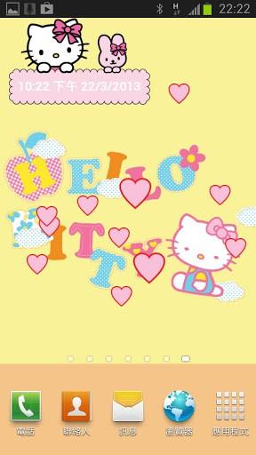 288x512px Free Hello Kitty Live Wallpaper Wallpapersafari